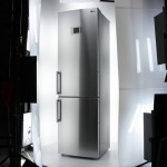 Photographing refrigerators 360 degrees