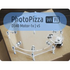 Turntable PhotoPizza D340-WiFi-Auto