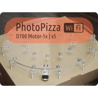 Turntable PhotoPizza D700-WiFi-Auto