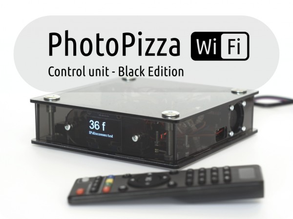 External control unit PhotoPizza v5-WiFI